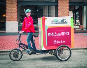 Food Delivery Vancouver By Bike