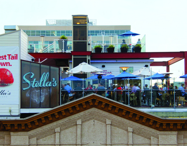 Head Upstairs And Outside To Some Of The Finest Rooftops And Patios