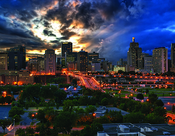 St  Paul Delights With History & Charm | Minnesota