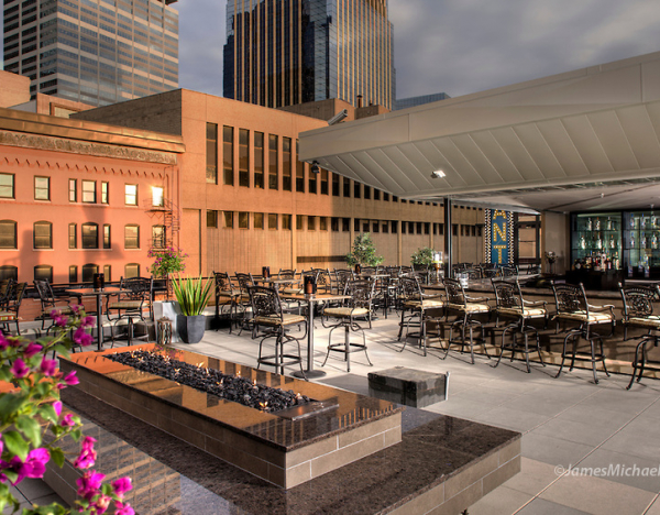 Rooftop Roundup 8 Best Places To Dine Above The City Minnesota