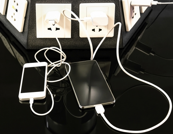 Portable Charging Stations Are The Best Way For Attendees To Up